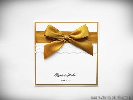 Eleganckie zaproszenia z koronkami (1)