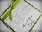Eleganckie zaproszenia z koronkami (8)