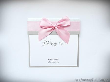 Klasyczne zaproszenia ślubne (4)