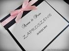Klasyczne zaproszenia ślubne (7)