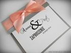 Klasyczne zaproszenia ślubne (6)