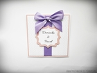 Ślubne zaproszenia na tłoczonym papierze (5)
