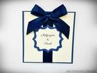 Ślubne zaproszenia na tłoczonym papierze (3)