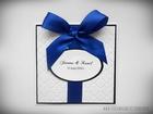 Ślubne zaproszenia na tłoczonym papierze (13)
