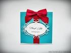 Kolorowe zaproszenia na Chrzest Święty (2)