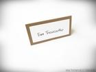 Rustykalne winietki na eko papierze (2)