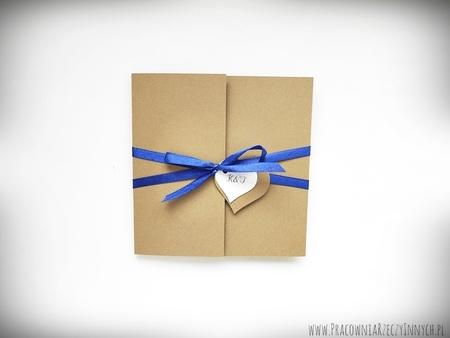 Rustykalne zaproszenia z eko-papieru (13)