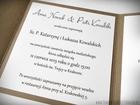 Rustykalne zaproszenia z eko-papieru (20)