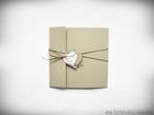 Rustykalne zaproszenia z eko-papieru (6)