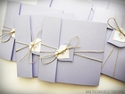 Rustykalne zaproszenia z eko-papieru (3)