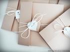 Rustykalne zaproszenia z eko-papieru (10)
