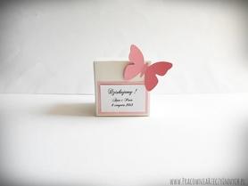 Pudełeczko z motylkiem