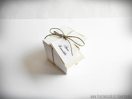 Rustykalne pudełeczko na migdały (3)