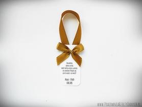 Eleganckie zawieszki z zaokrąglonymi rogami
