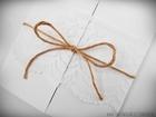Romantyczne zaproszenia z eko papieru i koronki (14)