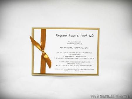Eleganckie zaproszenia ślubne (4)