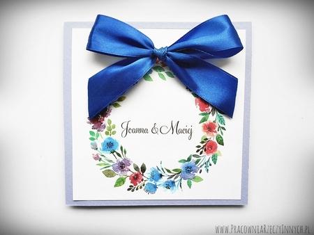 Kolorowe zaproszenia z kwiatami (12)