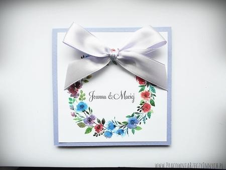 Kolorowe zaproszenia z kwiatami (17)