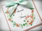 Kolorowe zaproszenia z kwiatami (24)