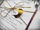 Zaproszenia z lustrzanym papierem i motywem kwiatowym (6)