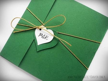 Kolorowe zaproszenia przewiązywane (6)