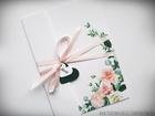 Kwiatowe zaproszenia w formie folderu (34)