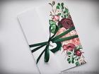 Kwiatowe zaproszenia w formie folderu (11)
