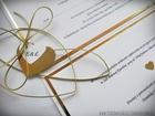 Kopertowe zaproszenia z lustrzanym papierem (10)