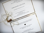 Kopertowe zaproszenia z lustrzanym papierem (9)