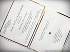 Kopertowe zaproszenia z lustrzanym papierem (8)
