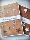 Kartki z gwiazdkami i śnieżynkami (1)