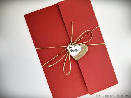 Kopertowe zaproszenia z kalendarzem (10)