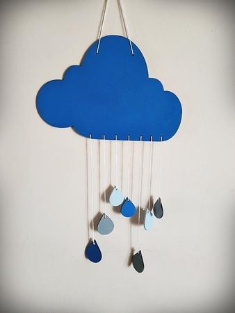 Chmurka z kropelkami (1)