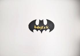 Batman z imieniem dziecka